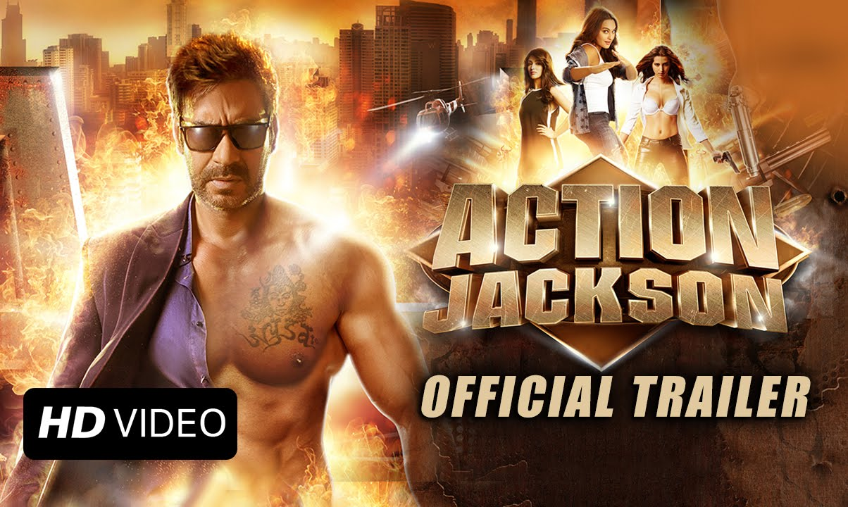 Action Jackson Trailer : Official Theatrical Trailers