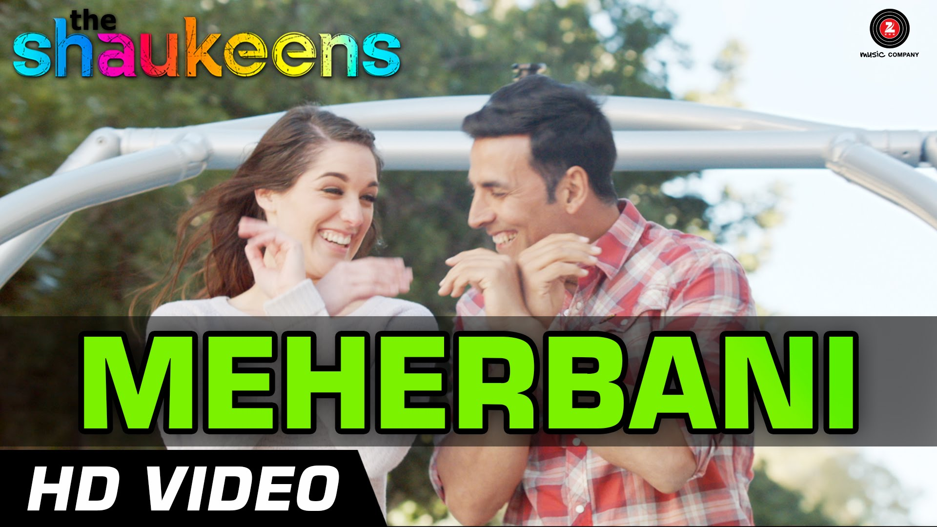 Video Song Meherbaani | The Shaukeens | Akshay Kumar's romantic best