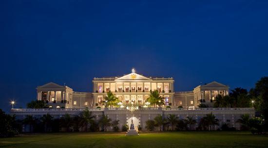 Falaknuma Palace - venue  for  Arpita Khan's Wedding