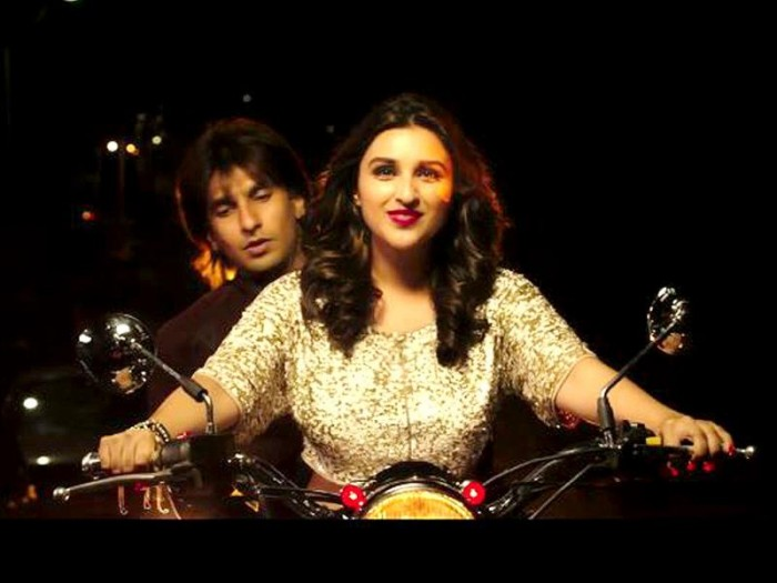 Kill Dil 3 days (First Weekend) Collections : Below Average