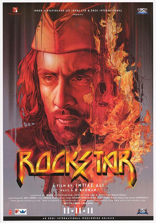7 years of Ranbir Kapoor : Ranbir Kapoor's Bollywood Journey - Rockstar in 2011
