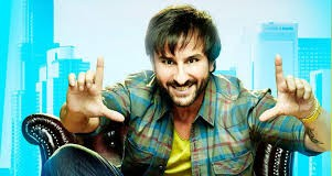 Saif Ali Khan's first look in Happy Ending
