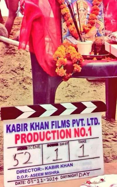 Salman-Kareena start shooting for Bajrangi Bhaijaan in Delhi