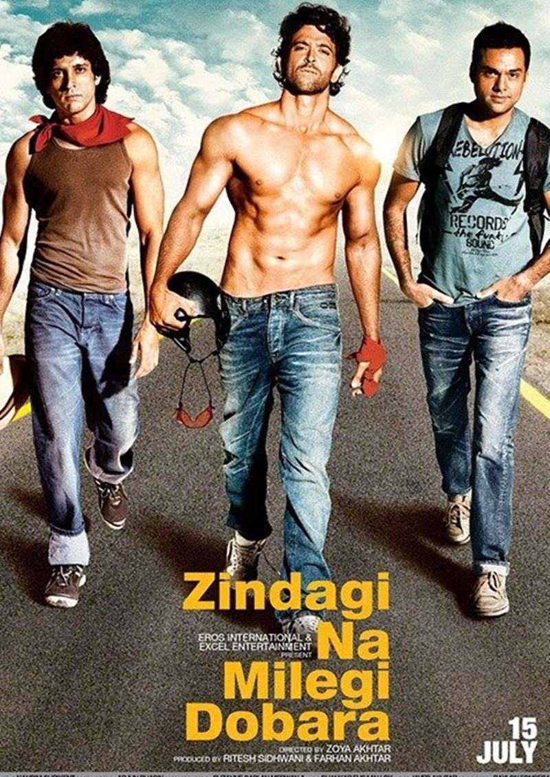 Top 10 Feel-Good Bollywood movies of all time- ZNMD