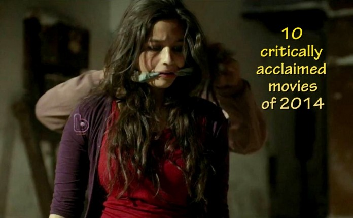 Top 10 critically acclaimed Bollywood Movies of 2014 - Highway