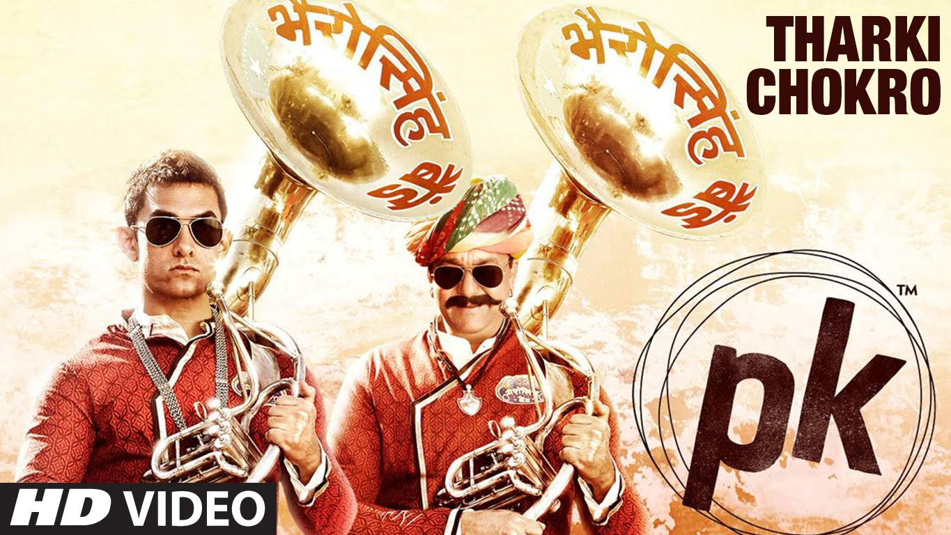 Tharki Chokro Song from PK | Official Video song and Lyrics