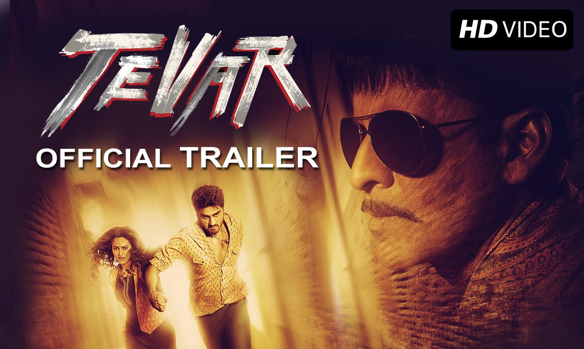 Tevar Official Theatrical Trailer : Arjun Kapoor shines
