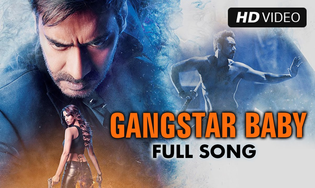 Gangster Baby song | Action Jackson | Official HD video songs