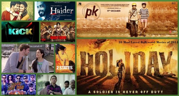 Most Loved Bollywood Movies Of 2014