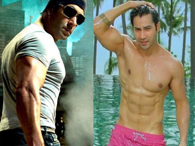 Salman Khan praises Varun Dhawan for Badlapur