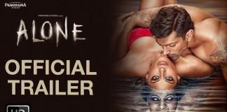Bipasha Basu's Alone Movie Trailer