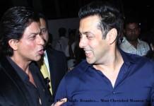 SRK and Salman at Arpita's Wedding