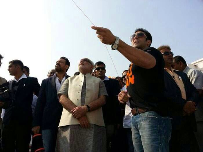 Top 10 Trending Headlines of Bollywood 2014 -  Salman Khan invited by Modi for Kite Festival