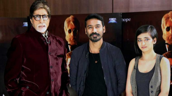 Shamitabh Movie Starcast
