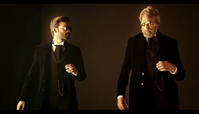 Shamitabh First Day Collection : Poor Opening at Box Office