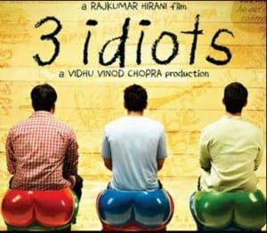 Top 10 Movies of Aamir Khan: 3 Idiots
