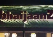 Bhaijaanz Restaurant : Outside View
