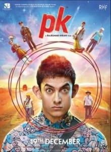 Top 10 Movies of Aamir Khan: PK