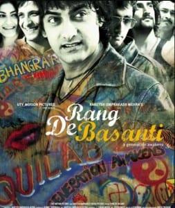 Top 10 Movies of Aamir Khan : Rang De Basanti