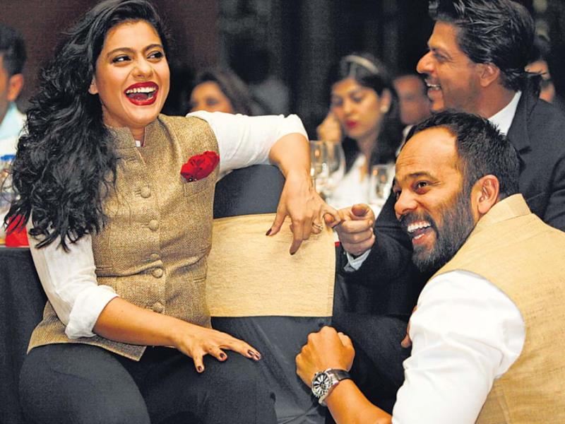 SRK-Kajol confirmed for Rohit Shetty's Next Titled Dilwale