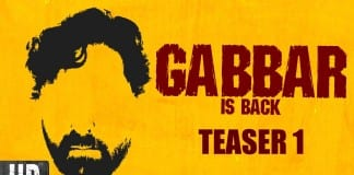 Akshay Kumar's next Gabbar is Back teaser