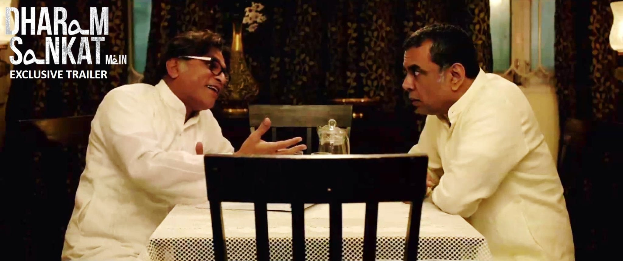 Dharam Sankat Mein Trailer : Official Theatrical Trailer