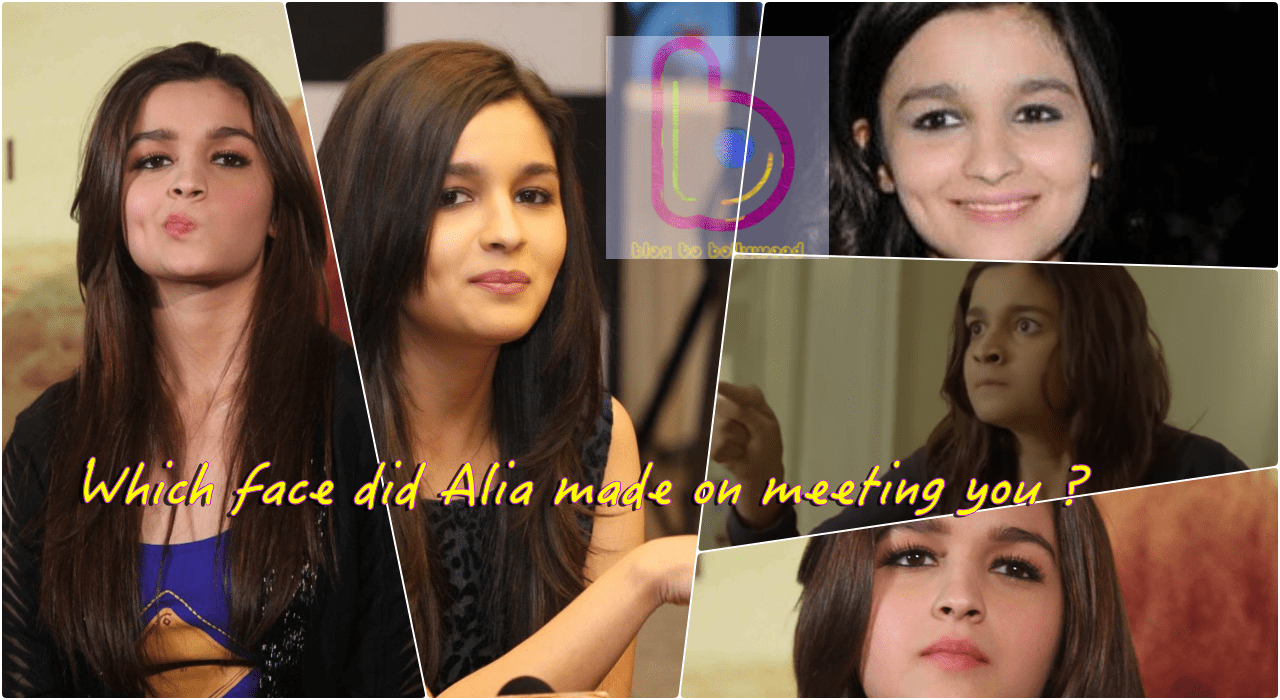 Can You Impress Alia Bhatt ? Find out !!