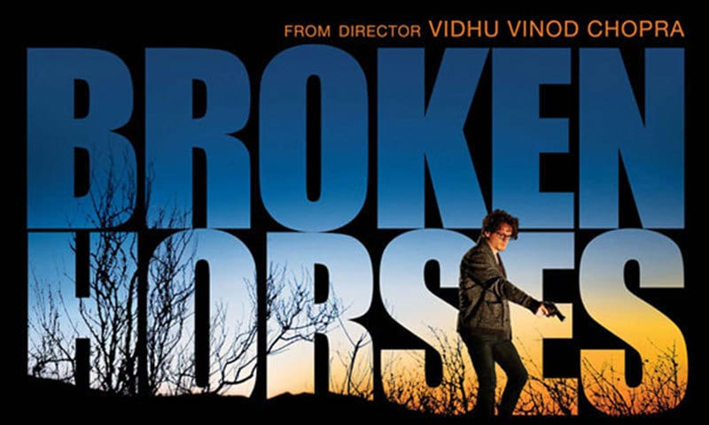 Broken Horses Movie Review: Drug Wars, wannabe Western and Bollywood