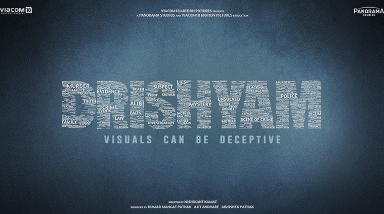 Ajay Devgn Upcoming Movies - Drishyam