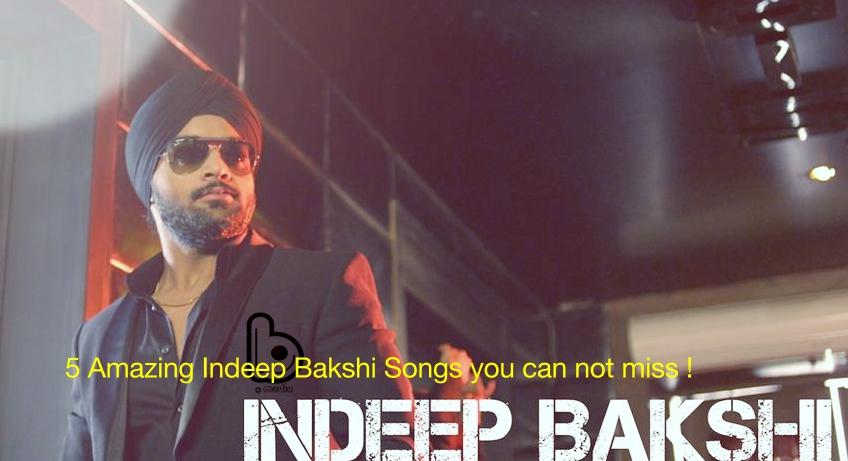 Indeep Bakshi