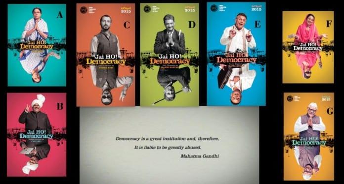 Jai Ho Democracy Movie Trailer Review: Promising Political Satire
