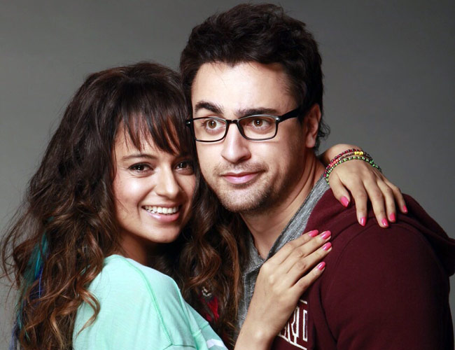 Katti Batti First Look feat. Imran Khan and Kangana Ranaut