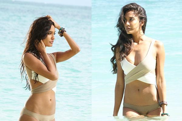 Lisa Haydon is a beach girl of Bollywood