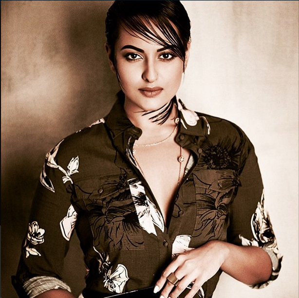 Top 10 Bollywood Actresses On Instagram You Should Follow - Sonakshi Sinha