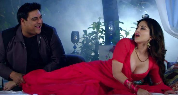 Sunny Leone and Ram kapoor in Kucch Kuch Locha Hai