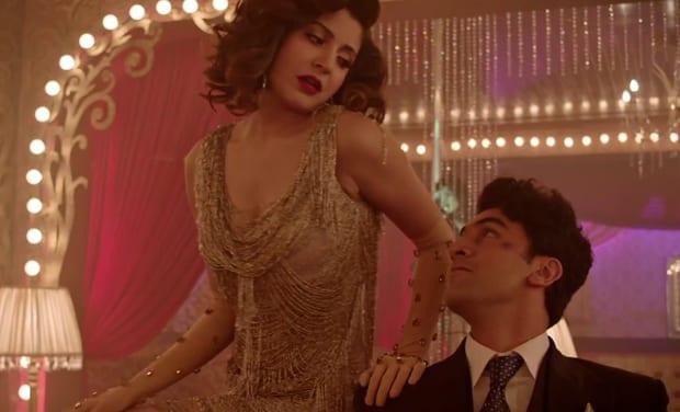 Ranbir and Anushka in Mohabbat Buri Bimari Video Song