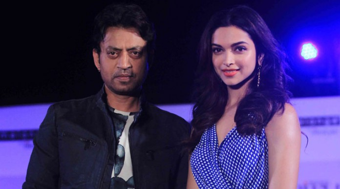 "Deepika Padukone unveiled the ""Piku Melange Collection"""