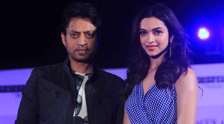 "Deepika Padukone unveiled the ""Piku Melange Collection"""