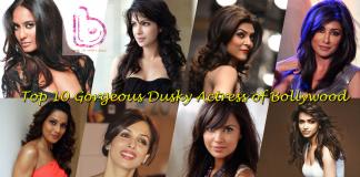 Top 10 Hot Dusky Bollywood Actress