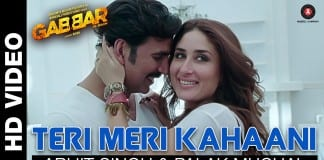 Teri Meri Kahaani Video Song | Gabbar Is Back