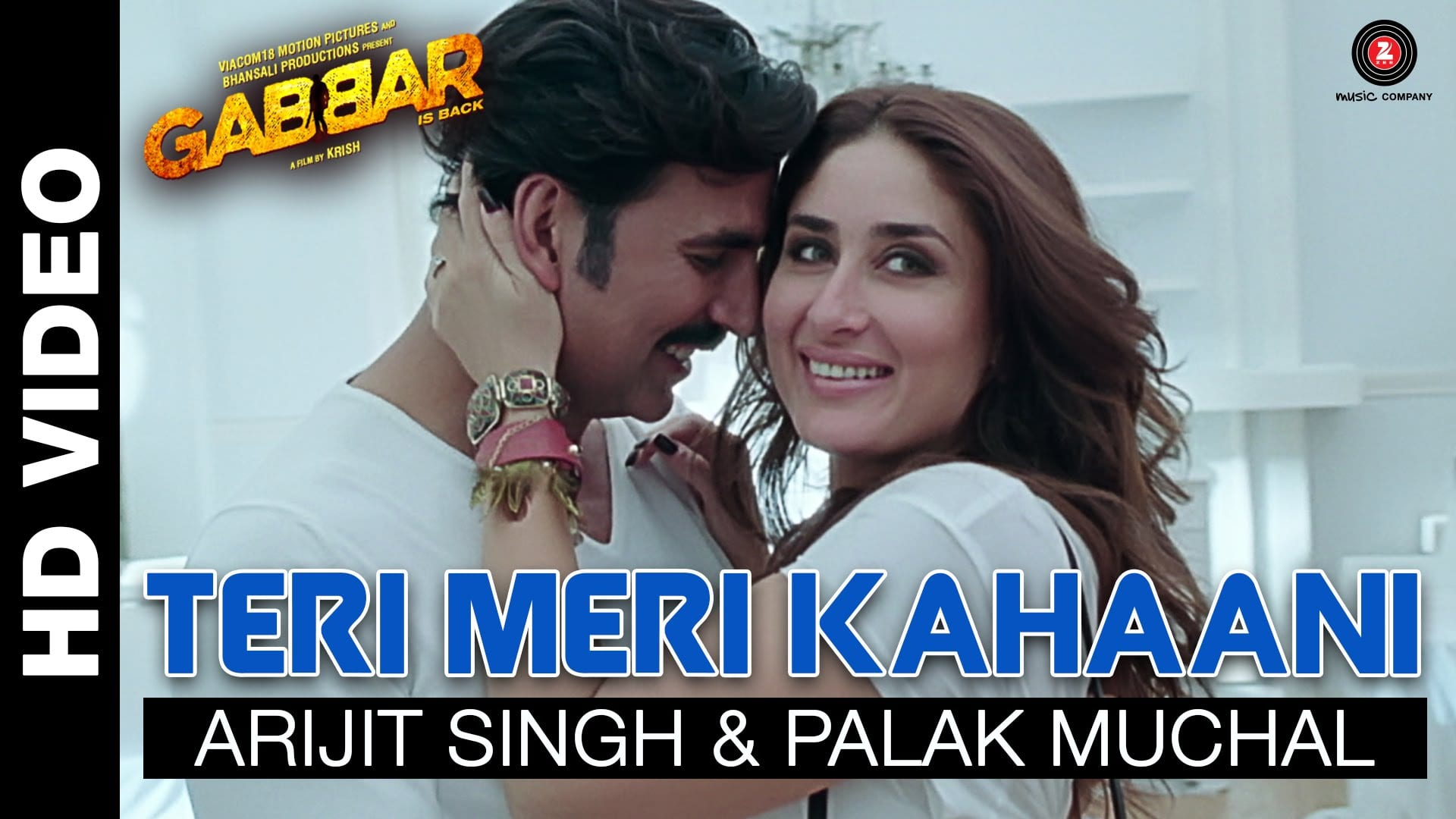 Teri Meri Kahaani Video Song | Gabbar Is Back