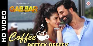 Coffee Peetey Peetey Video Song - Gabbar Is Back | Official Video Song