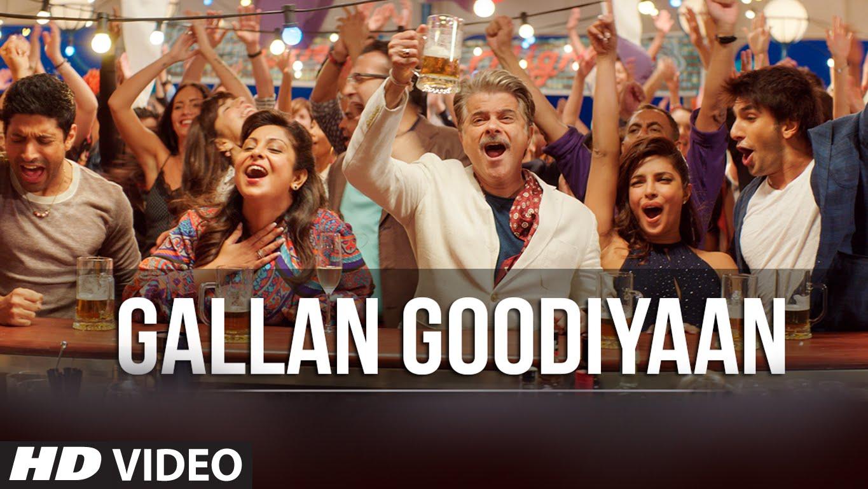 Gallan Goodiyaan Video Song – Dil Dhadakne Do | Official Video Song