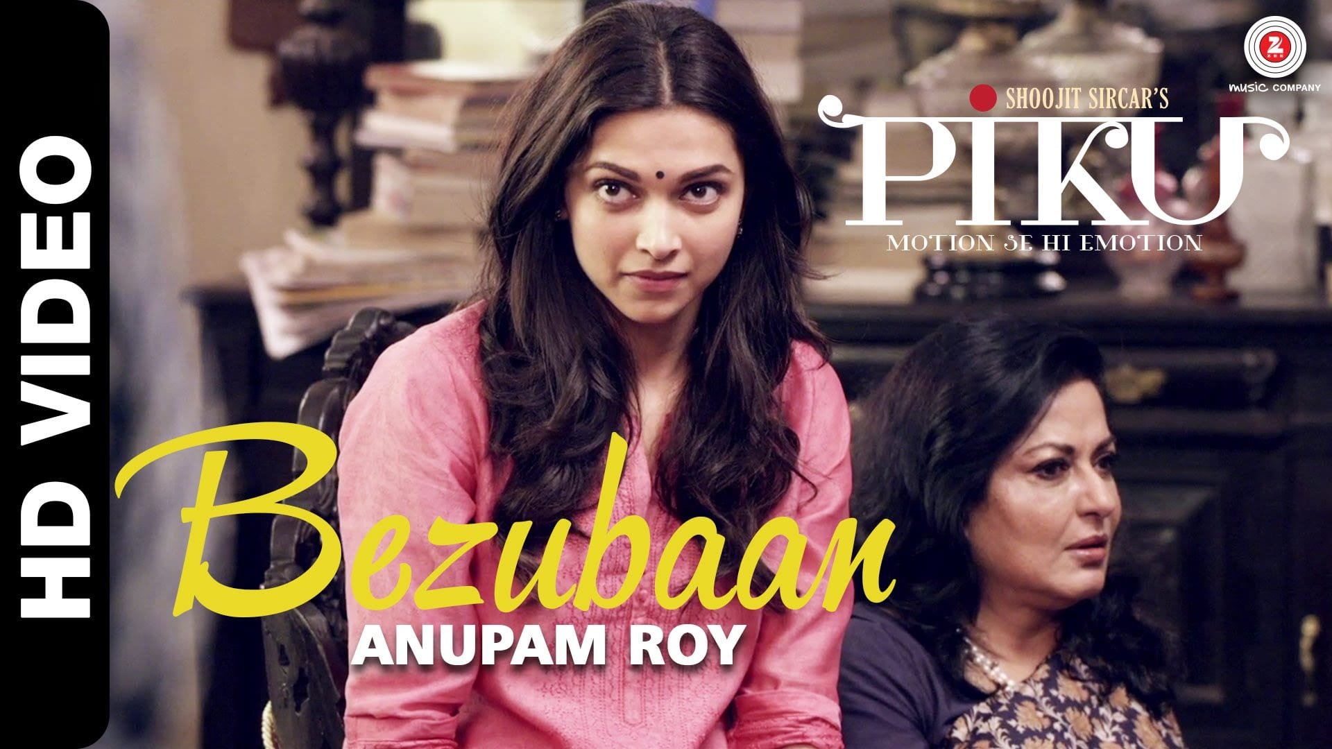 Bezubaan Video Song – Piku | Official HD Video Song