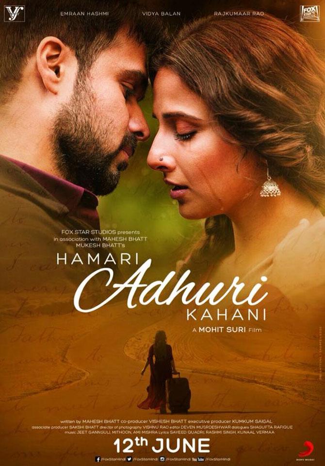 Hamari Adhuri Kahani Trailer