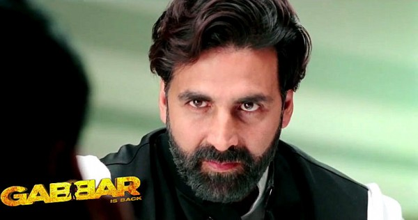 Highest Opening Weekend Grosser of Bollywood 2015 - Gabbar is back at 7th position