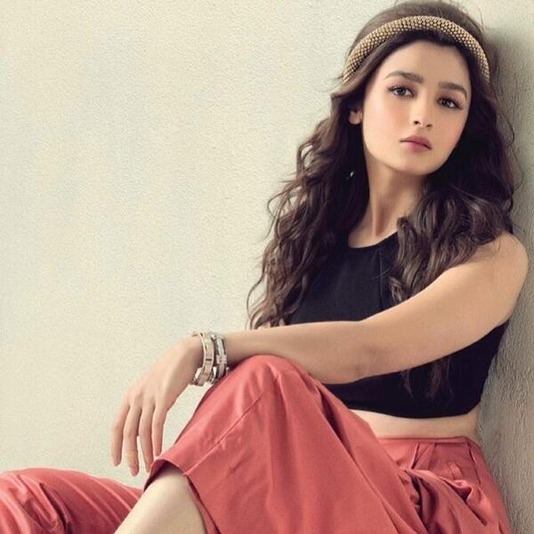 Highest Paid Bollywood Actresses of 2015 - Alia Bhatt