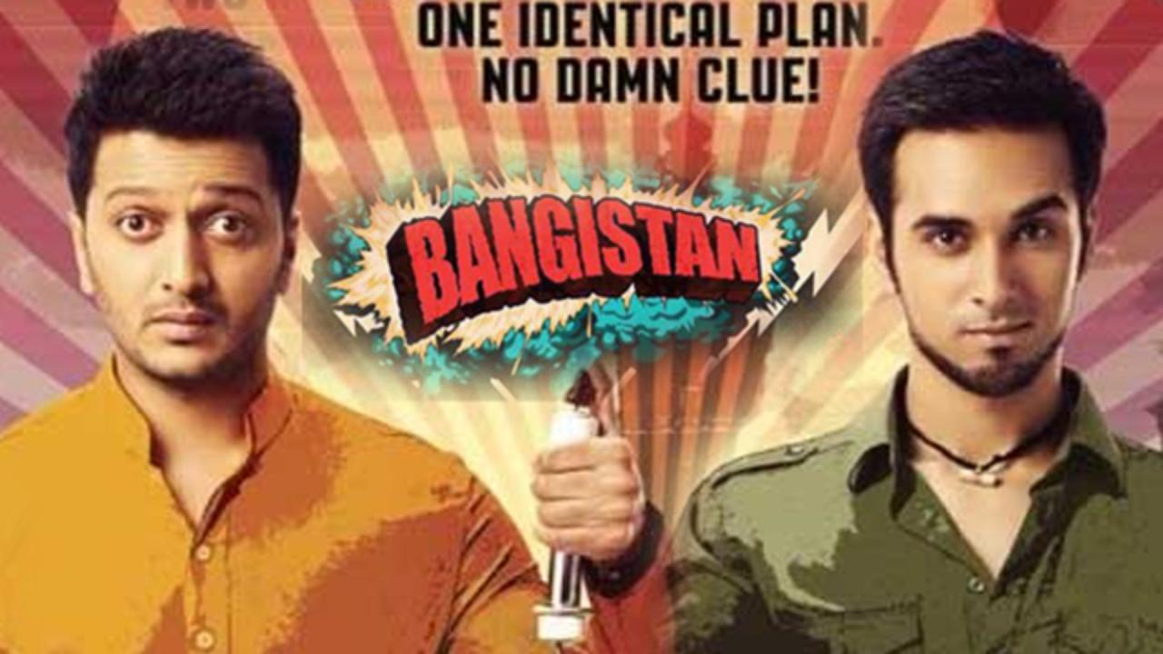 Jacqueline Fernandez Upcoming movies - Bangistan in 2015
