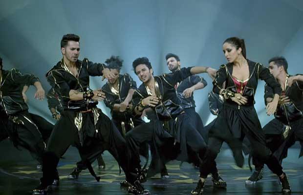 Varun in Bezubaan Phir Se Video Song - ABCD 2