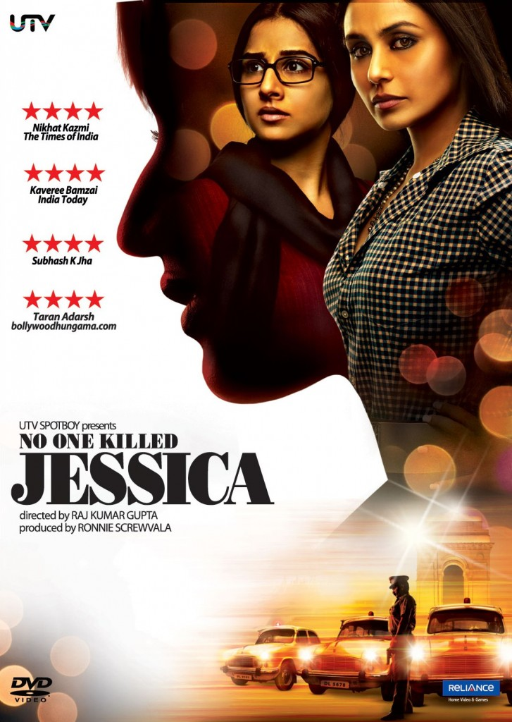 10 Latest Female Centric Bollywood Movies - No One Killed Jessica
